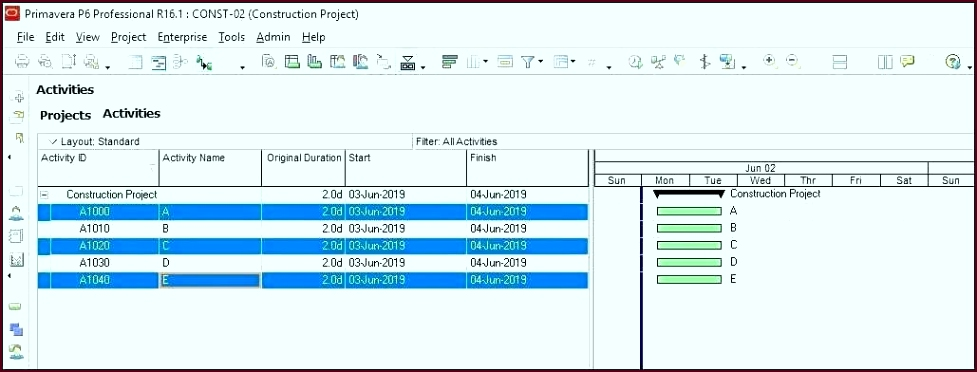 excel monthly gantt chart template xls 2013 trate