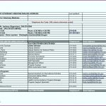 Document Management Excel Template