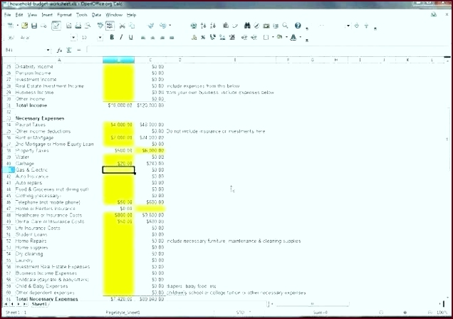 bud template numbers templates design accounting master excel iowio