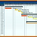 Project Templates Excel