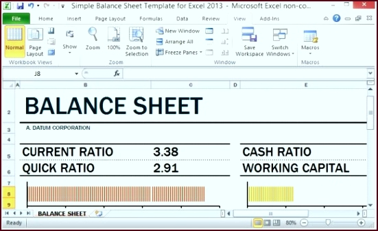Know Your pany or Personal Balance Sheet 580x356 iwsue