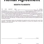 23+ Simple Rental Agreement Template