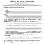 17+ Property Lease Agreement Template Free