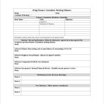 16+ Comparative Balance Sheet Template