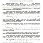 12+ Photography License Agreement Template