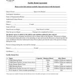 15+ Banquet Hall Contract Template