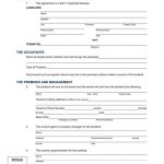 12+ Landlord Lease Agreement Template