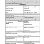 11+ Contract Summary Template