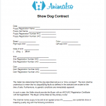 10+ Dog Breeding Contract Template