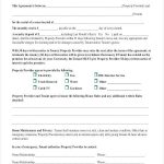 17+ House Rental Agreement Template Free