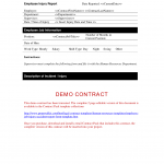 13+ Temporary Employment Contract Template Free