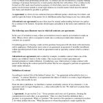 13+ Contract Agreement Template Between Two Parties