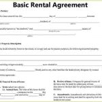 22+ Standard Lease Agreement Template