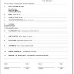 16+ Real Estate Purchase Contract Template