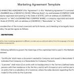 11+ Monthly Service Agreement Template