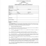 12+ Snow Removal Contract Template Free