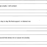 21+ Contract For Safety Template