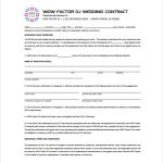 13+ Dj Booking Contract Template