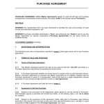 23+ Selling A Business Contract Template Free