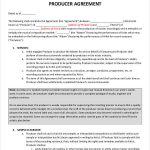 22+ Music Recording Contract Template