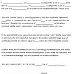 21+ Promise To Pay Contract Template