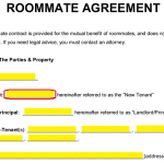 19+ Room Rental Contract Template Free