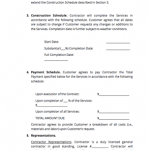 14+ Building Contract Templates
