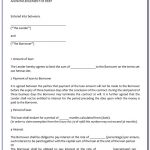 10+ Hard Money Loan Contract Template