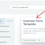 18+ Personal Agreement Contract Template