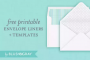 13+ 8.5 X 11 Envelope Template