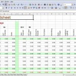12+ Excel Templates For Business Expenses
