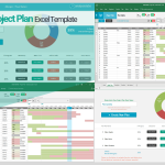 8+ Microsoft Excel Project Schedule Template