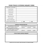23+ Online Enquiry Form Template