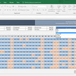 20+ Employee Timesheet Template Excel Spreadsheet