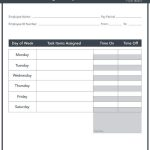 23+ Microsoft Excel Report Card Template