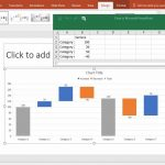 15+ Excel Bridge Chart Template