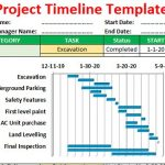18+ Project Management Calendar Template Excel