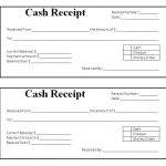 20+ Template For Receipts For Cash Payments