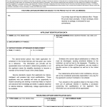 13+ Dd Form 1A Template