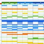 14+ Communications Plan Template Excel