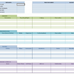7+ Flight Itinerary Template Excel