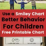 23+ Smiley Face Behavior Chart Template