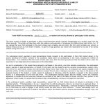 17+ Activity Consent Form Template
