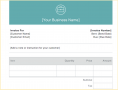 11+ Formal Invoice Template