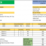 10+ Trucking Invoice Template Free