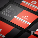 12+ Photography Business Card Template Photoshop