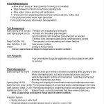 13+ Lawn Care Proposal Template