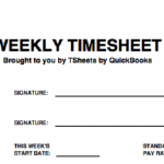 13+ Printable Time Sheets Template Free