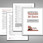 12+ Sales Training Manual Template