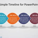 14+ Timeline Powerpoint Template